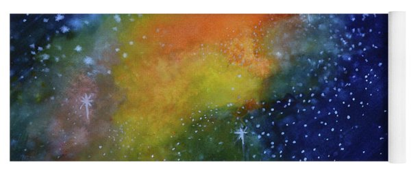 Nebula Creation Yoga Mat