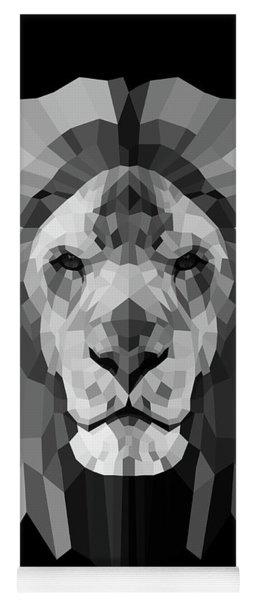 Night Lion Yoga Mat