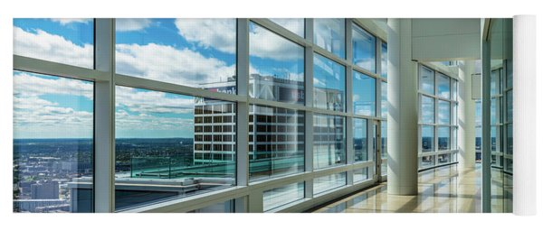 Nm Tower View Yoga Mat