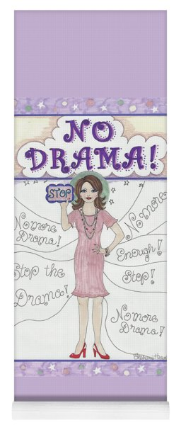 No Drama Yoga Mat