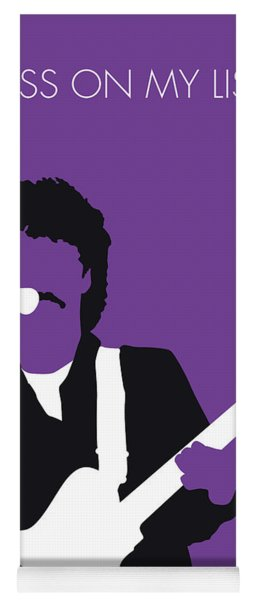 No271 My Hall And Oates Minimal Music Poster Yoga Mat