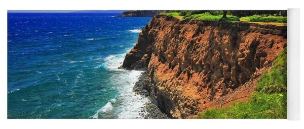 North Hawaii View Yoga Mat