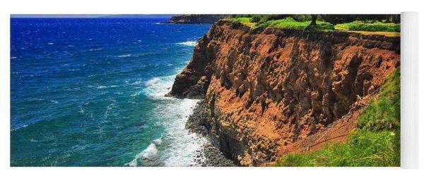 North Hawaii View Yoga Mat
