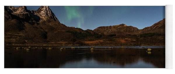 Northern Lights Yoga Mat