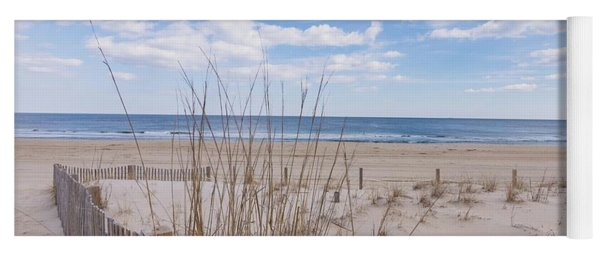 Ocean Dune Yoga Mat
