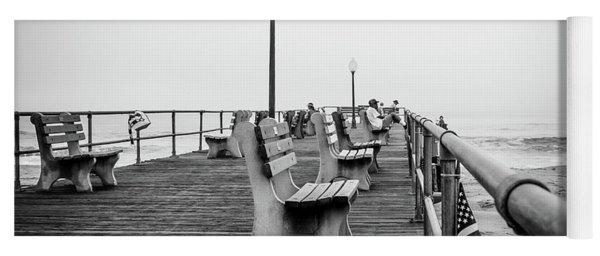 Ocean Grove Pier 2 Yoga Mat