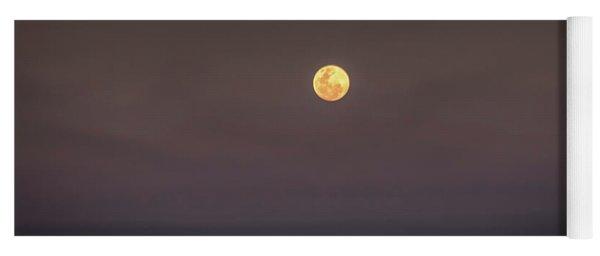 Ocean Moon Yoga Mat