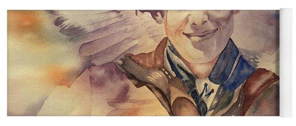 On Eagles Wings Yoga Mat