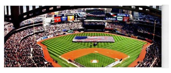 Opening Day Yankee Stadium Yoga Mat