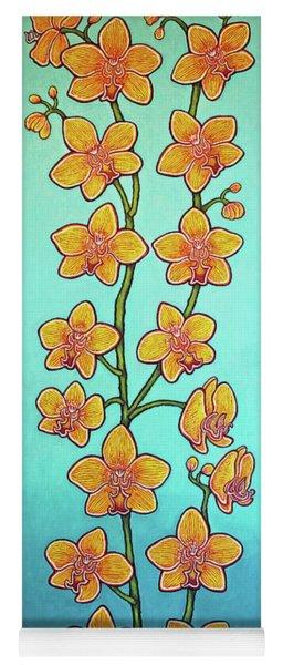 Orchid Azure Bliss Yoga Mat
