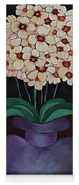 Orchids Yoga Mat