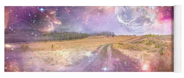 Our Place In The Universe Yoga Mat