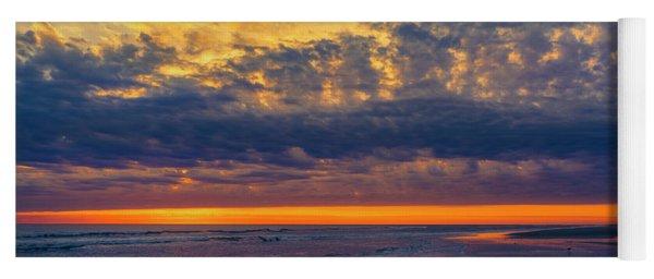 Outer Banks Sun Rise Yoga Mat