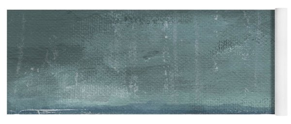 Overcast 2- Art By Linda Woods Yoga Mat