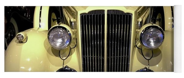 Packard 1934 Touring Coupe Yoga Mat