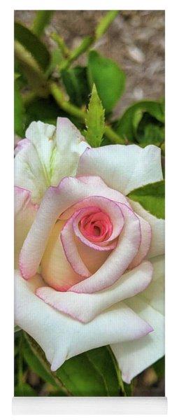 Pale Rose Yoga Mat