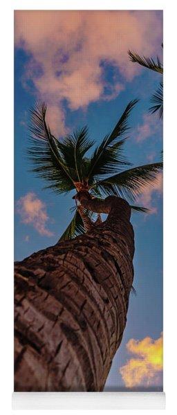 Palm Upward Yoga Mat