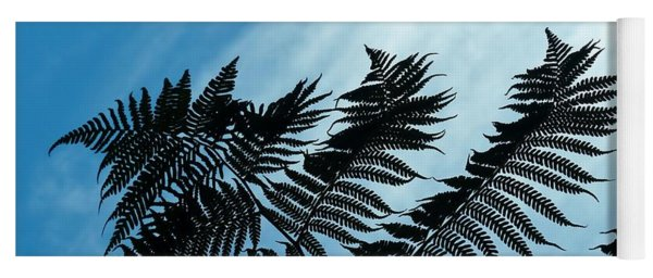 Palms Flying High Yoga Mat
