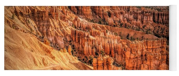 Panorama Bryce Canyon Utah  Yoga Mat