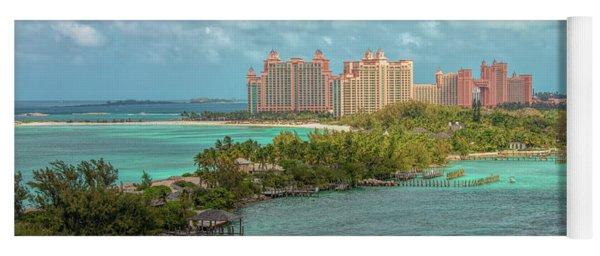 Paradise Island Bahamas Yoga Mat