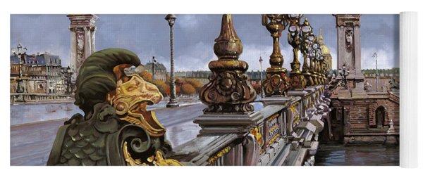 Paris-pont Alexandre Terzo Yoga Mat