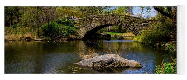 Park Bridge2 Yoga Mat