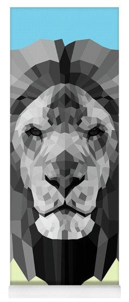 Party Lion Yoga Mat
