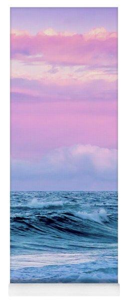 Pastel Summer  Yoga Mat