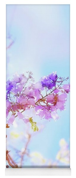 Pastels In The Sky Yoga Mat