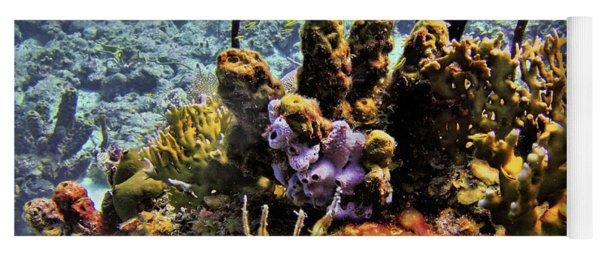 Patch Reef Bluff Yoga Mat