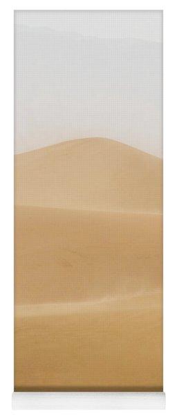 Patterned Desert Yoga Mat