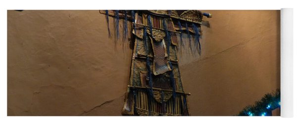 Yoga Mat featuring the photograph Patzcuaro Wall Hanging by Rosanne Licciardi