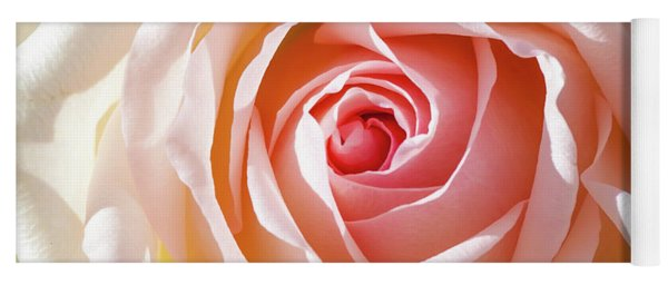 Soft As A Rose Yoga Mat
