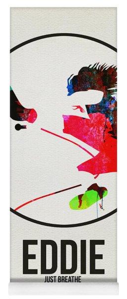 Pearl Jam Watercolor Yoga Mat