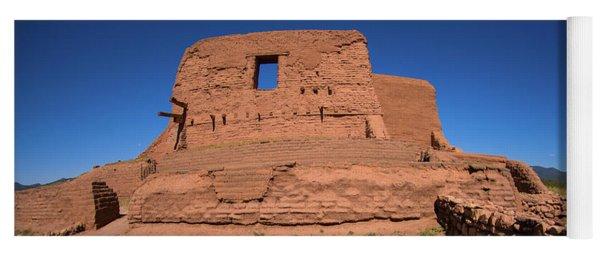 Pecos National Historic Park Yoga Mat