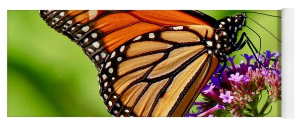 Perfect Monarch Yoga Mat