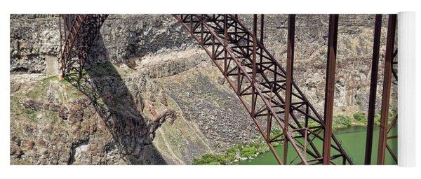 Perrine Bridge, Twin Falls, Idaho Yoga Mat