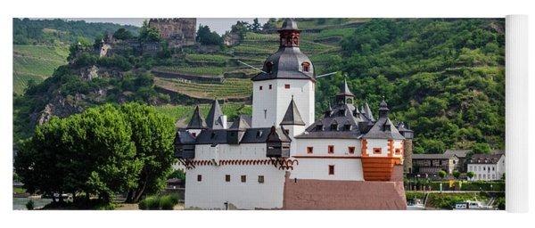 Pfalzgrafenstein Castle Yoga Mat