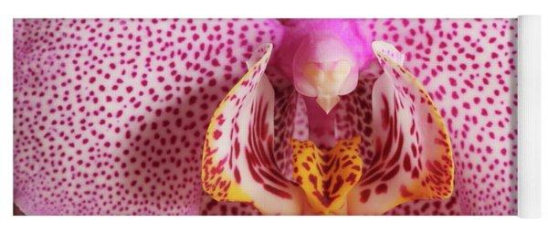 Phalaenopsis Orchid Yoga Mat