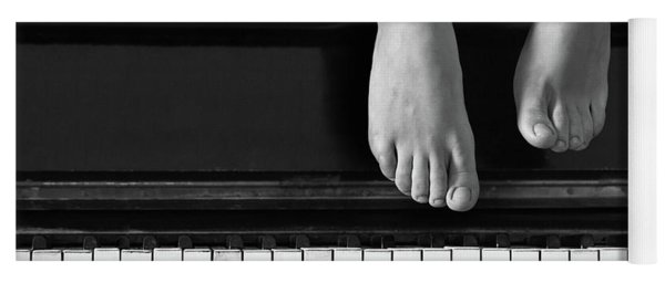 Piano #0215az Yoga Mat