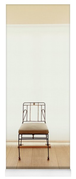Picasso's Museum Chair Yoga Mat