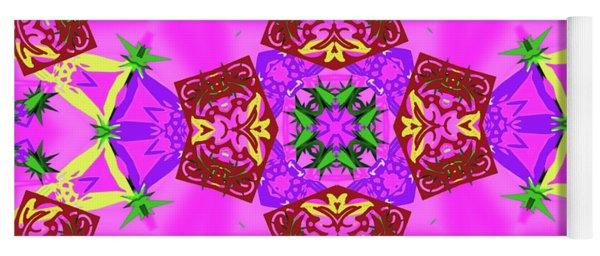 Pink 3 Yoga Mat