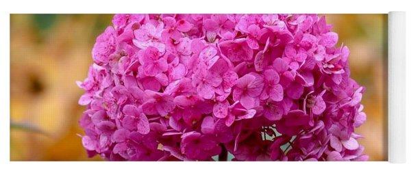 Pink Bouquet  Yoga Mat