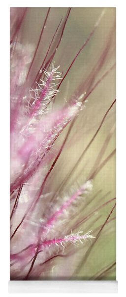Pink Cotton Candy Yoga Mat