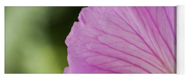 Pink Vains Yoga Mat