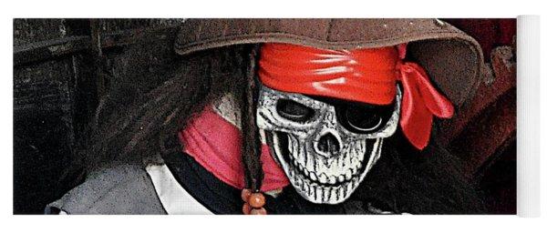 Pirates Of The Caribbean 3 Yoga Mat