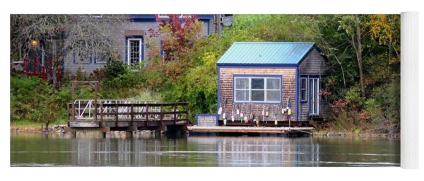 Piscataqua River Bank Yoga Mat