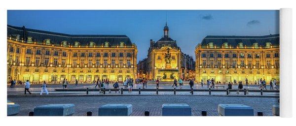 Place De La Bourse 2 Yoga Mat