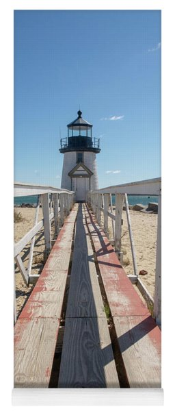 Plank To Brant Light House  Yoga Mat