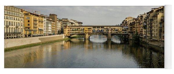Ponte Vecchio Yoga Mat
